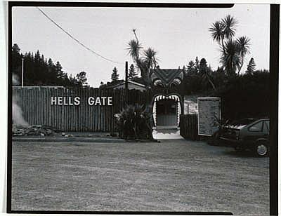Entrance to Hells Gate