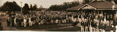 35th Annual Bowling Tournament, Rotorua, 8.2.1937