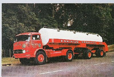 Dominion breweries tanker (No 59)